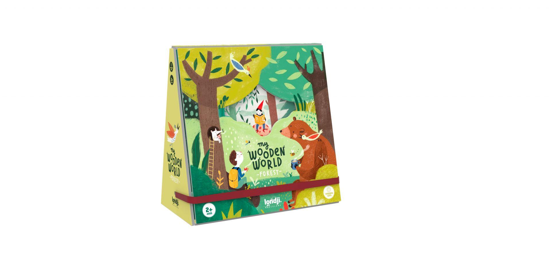 My wooden world FOREST