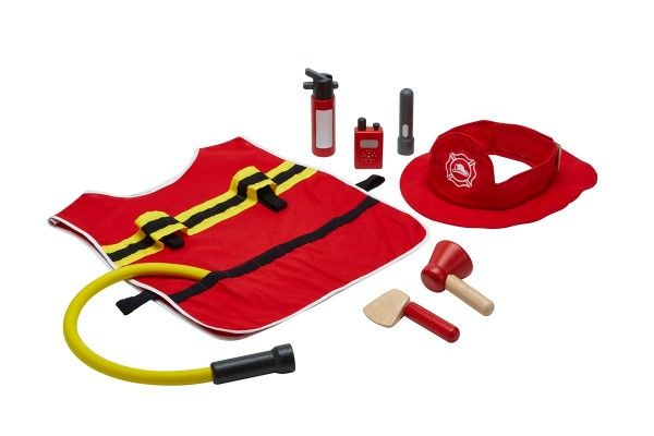 Feuerwehrleute-Set