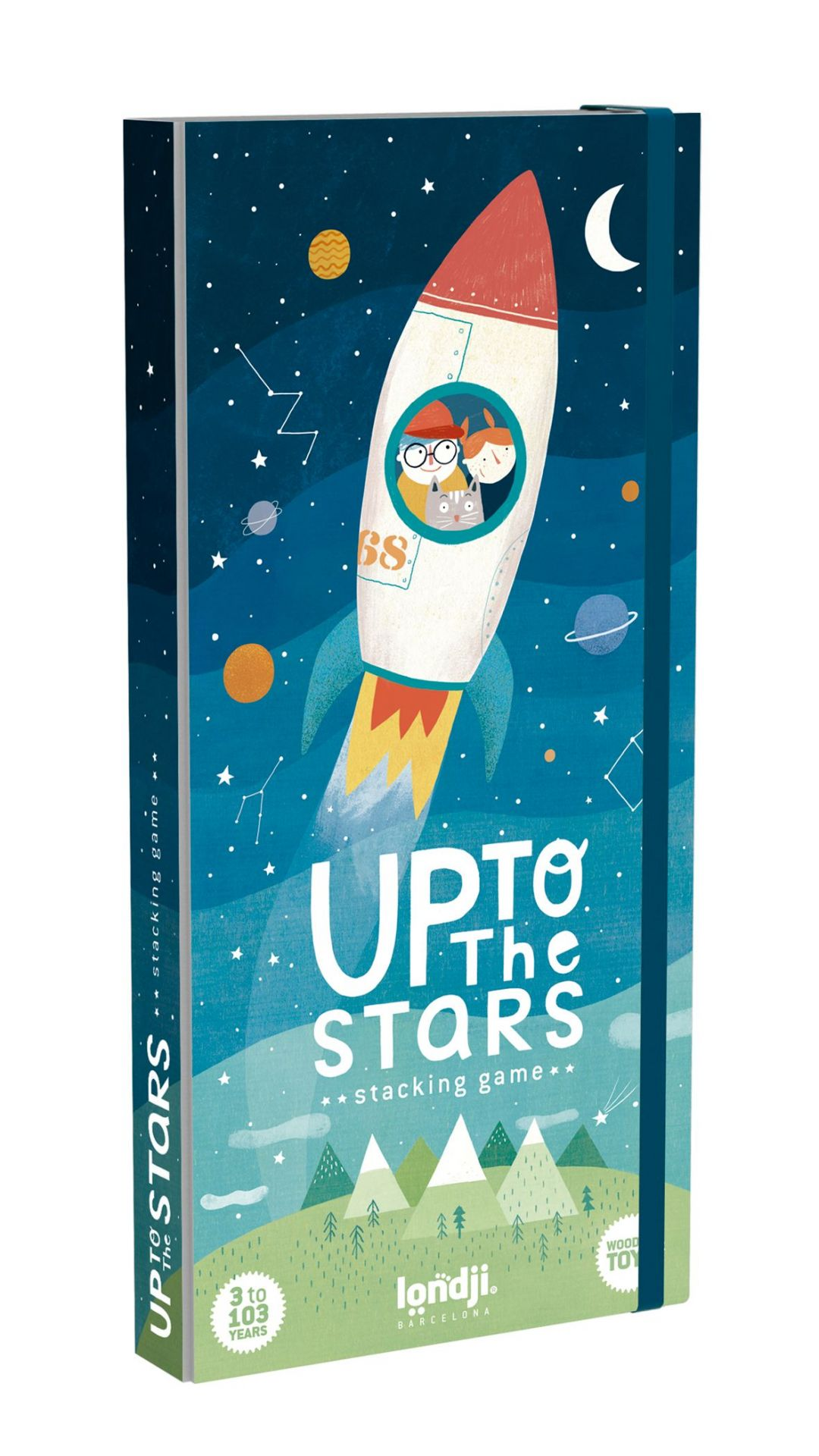 Stapelspiel - Up to the stars!
