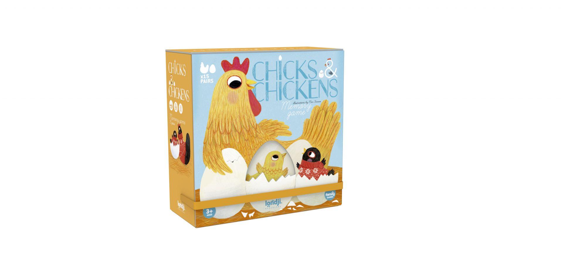 Chicks & Chickens