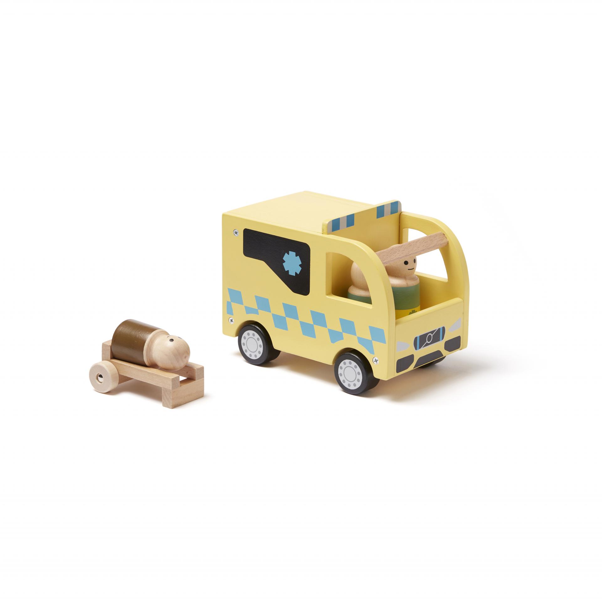 Krankenwagen AIDEN