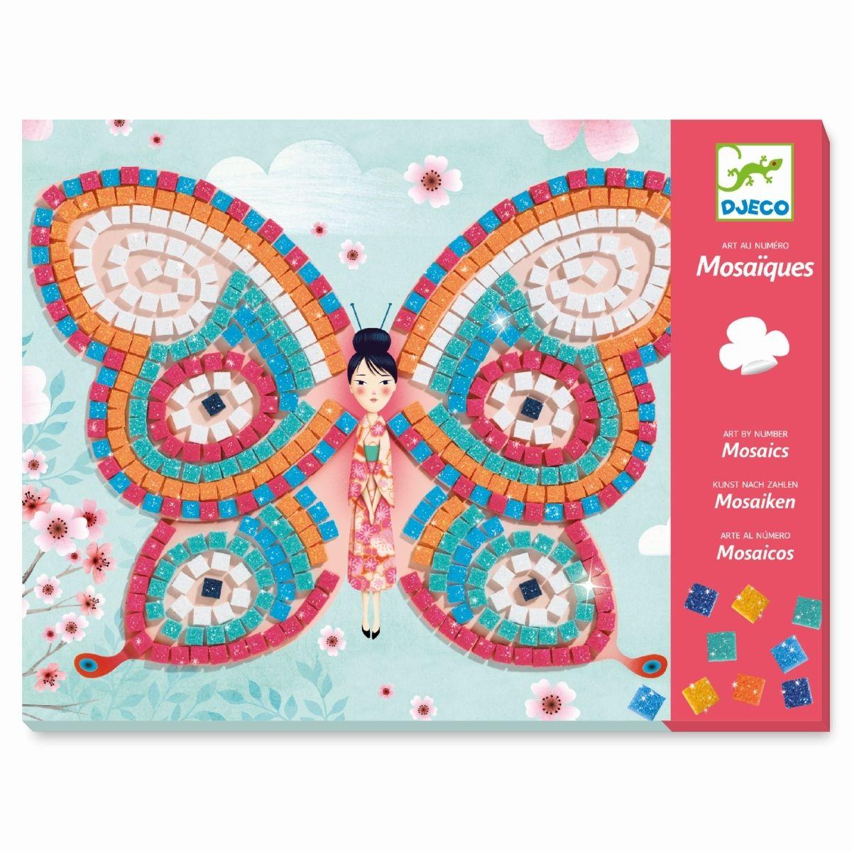 Mosaik-Schmetterlinge