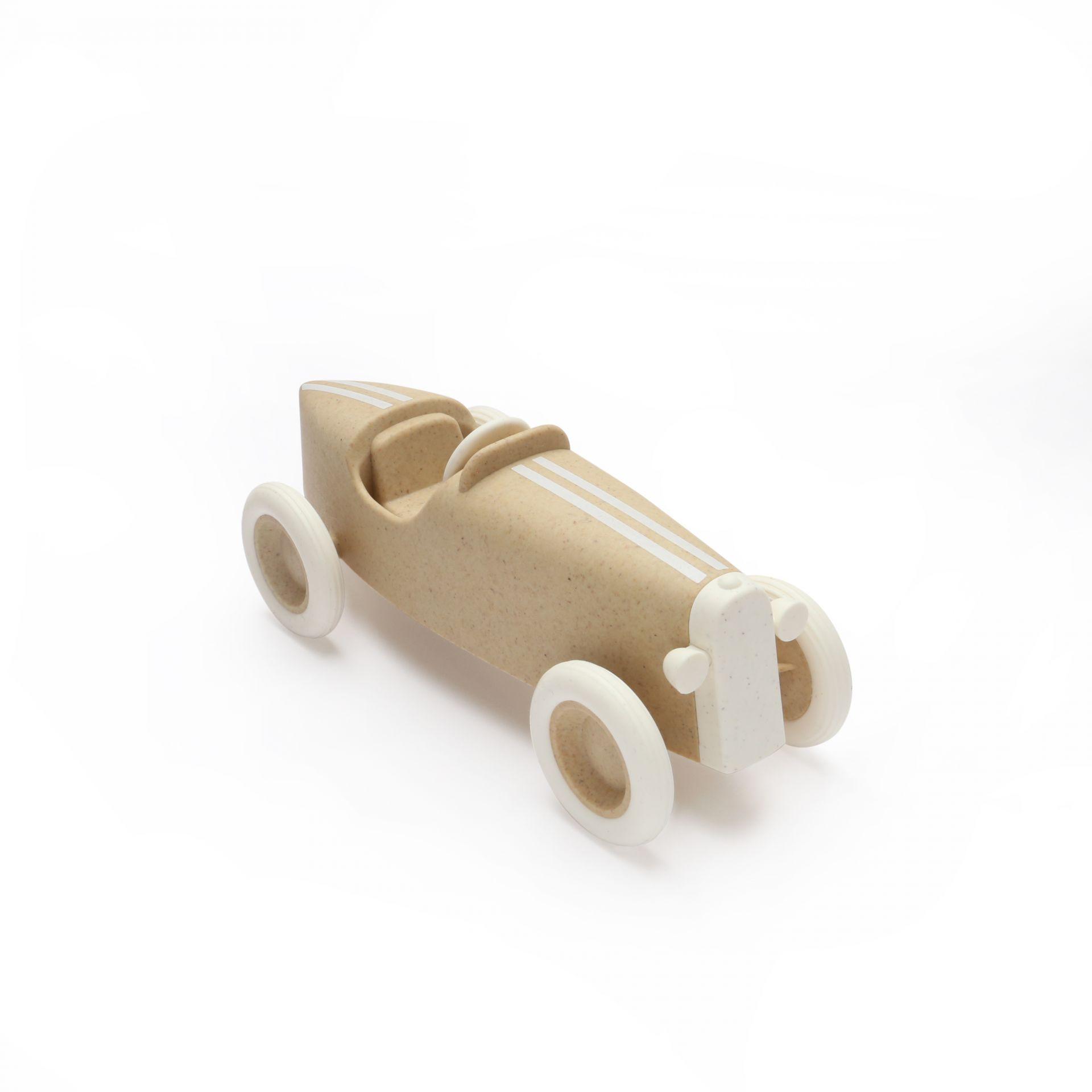 Grand Prix Racing Car - LIGHT BROWN