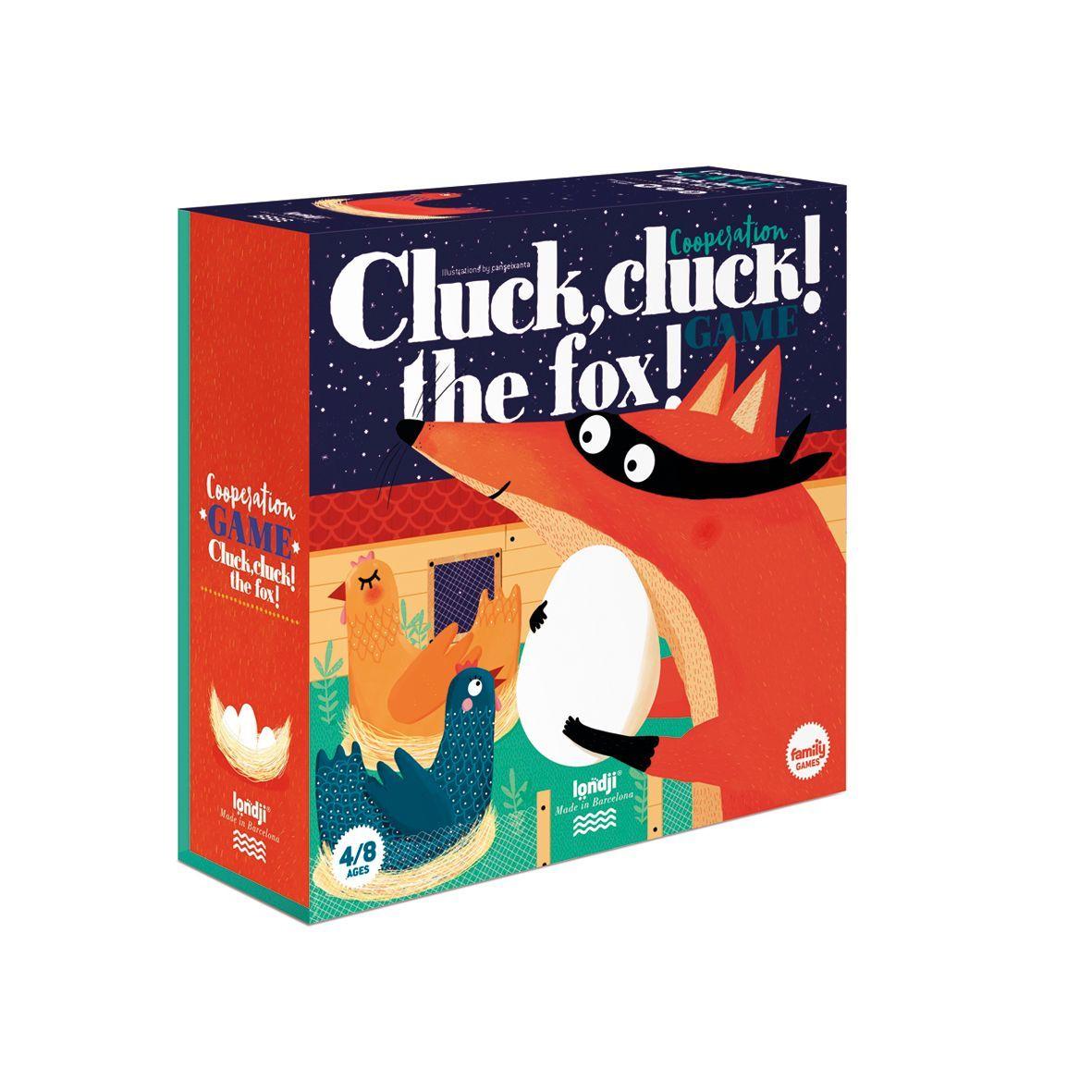 Cluck, cluck! The fox!