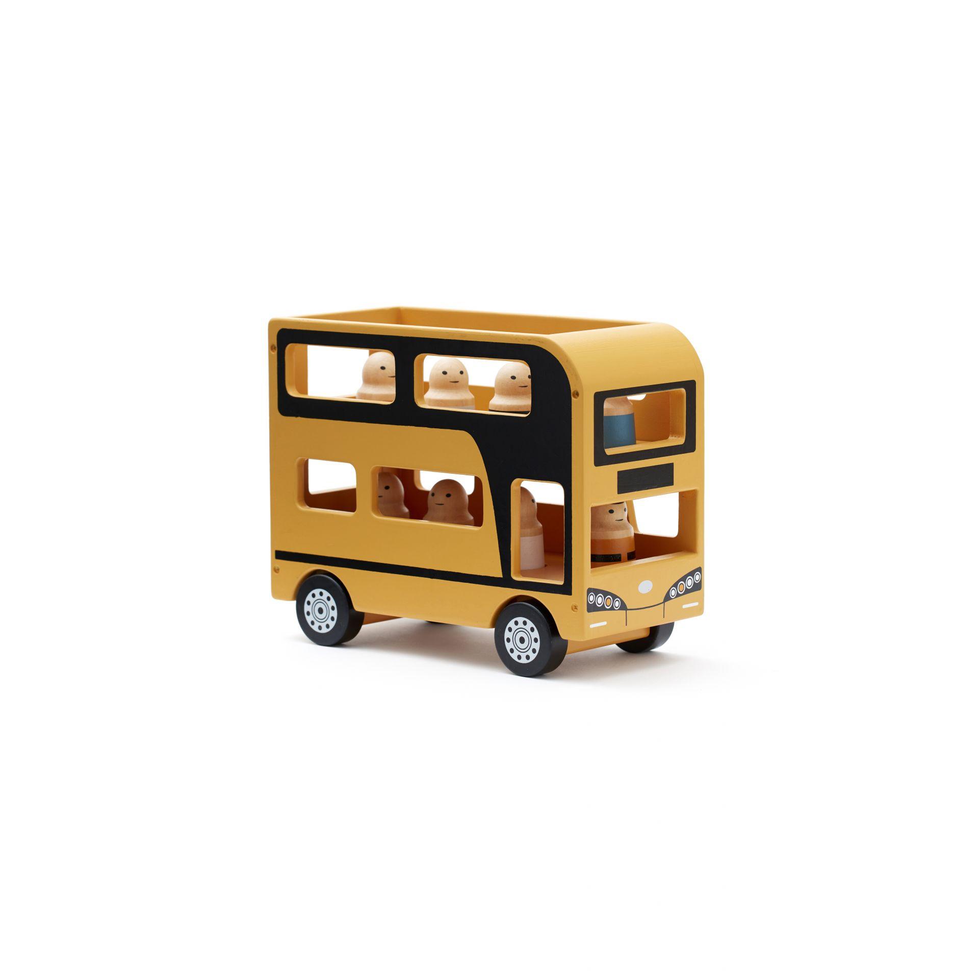Doppeldeckerbus Aiden