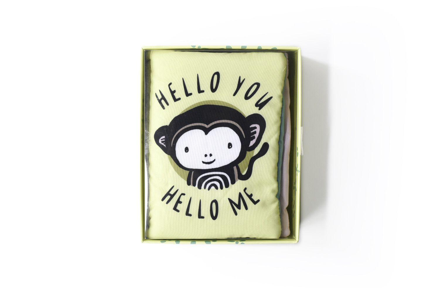 Baby Soft-Buch HELLO
